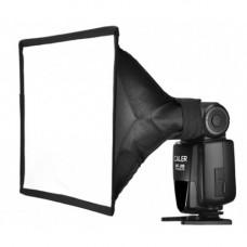 Мини софтбокс Jinbei E-20x30 for camera flash
